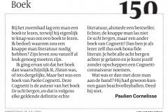 Boek - Paulien Cornelisse VK 25-7-2019