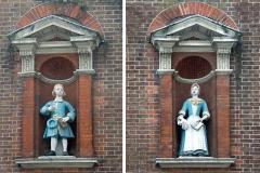 Raine Street School Londen