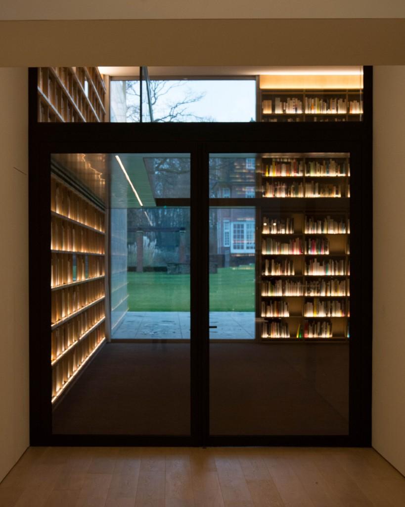 bibliotheek museum voorlinden