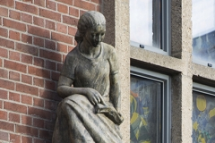 De Haag - loge Vrijmetselaars