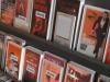 Bibliotheekboeken oranje