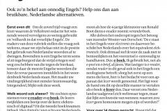 In goed Nederlands - VK 24-10-19