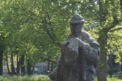 Amsterdam - Beursmannetje - Pr. Bernhardpl - DSC_5020